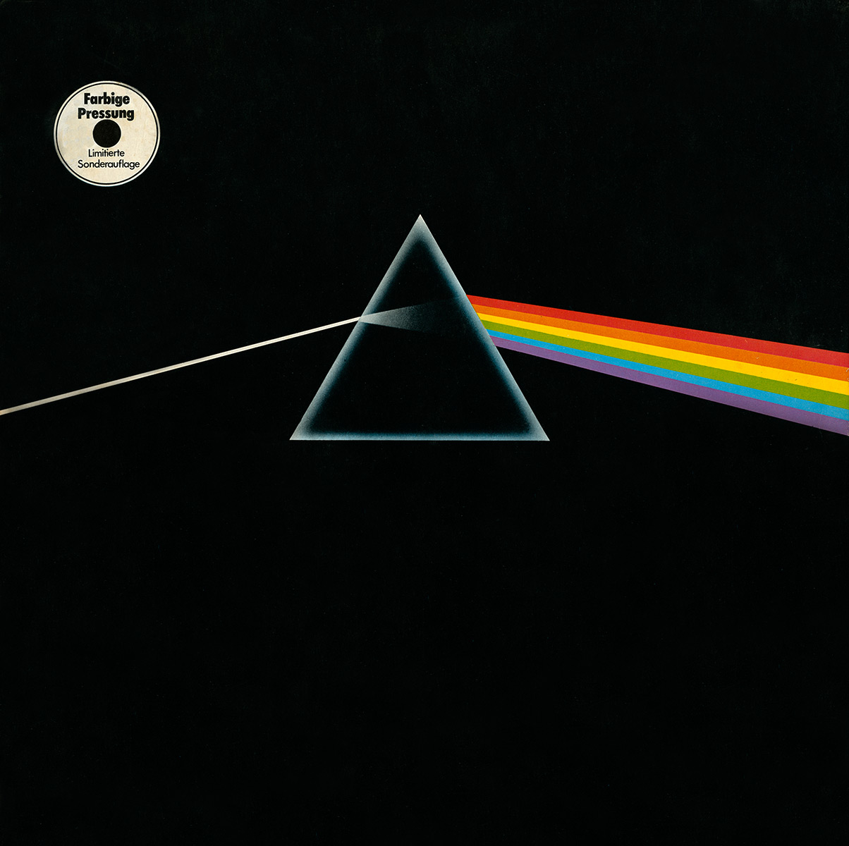 Special Editions Of Dark Side Of The Moon Vinyl
