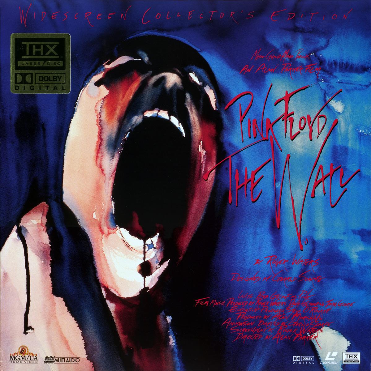 Pink Floyd Archives U S Pink Floyd Laserdisc Discographys