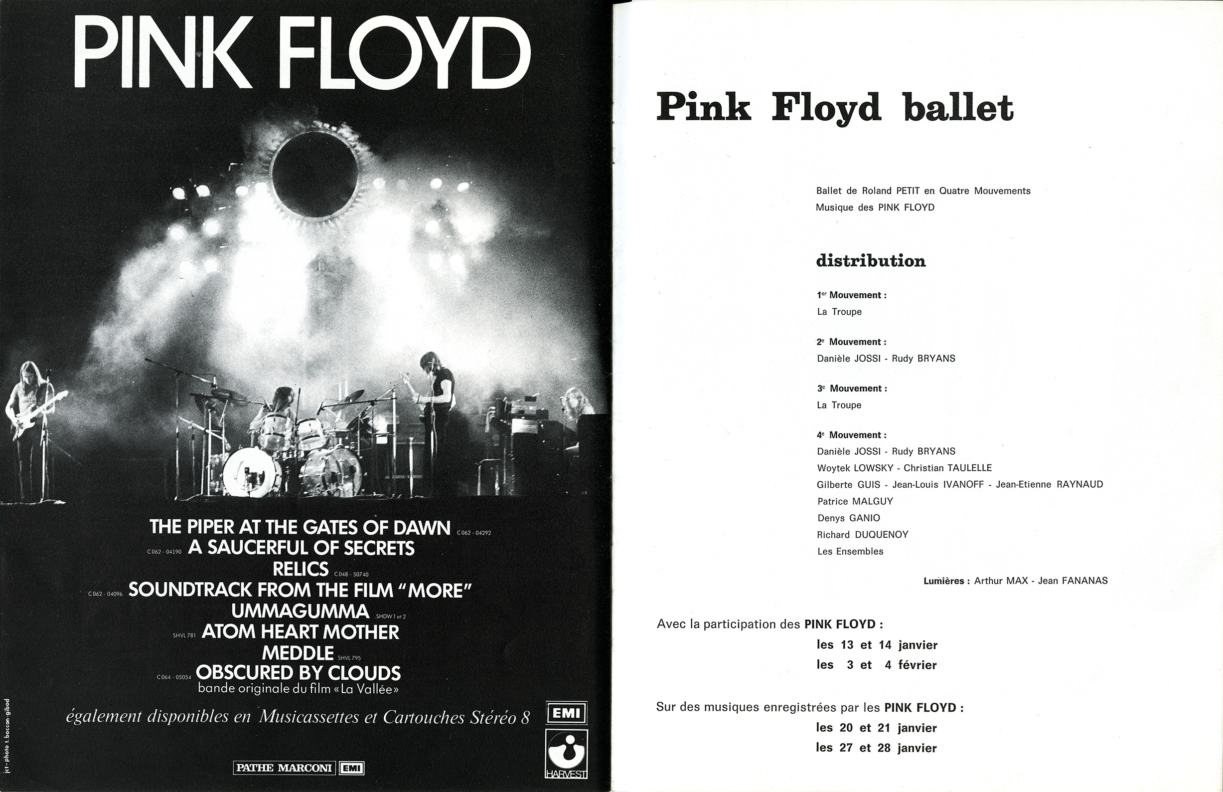 The Pink Floyd Archives Library